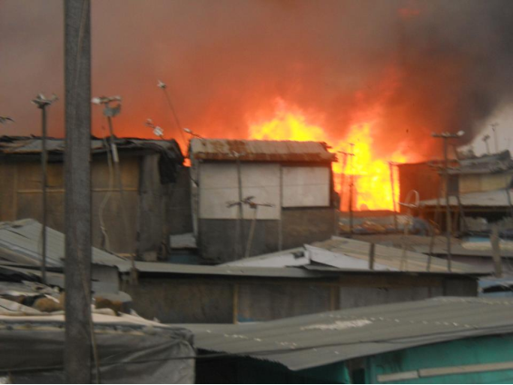 Electrical fires cause devastation in the community