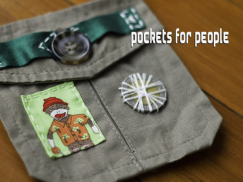 Pockets for People Logo