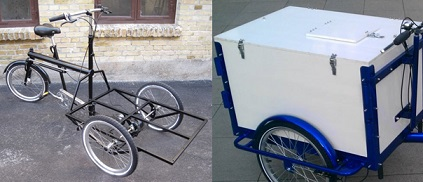 Example Tricycle Cart